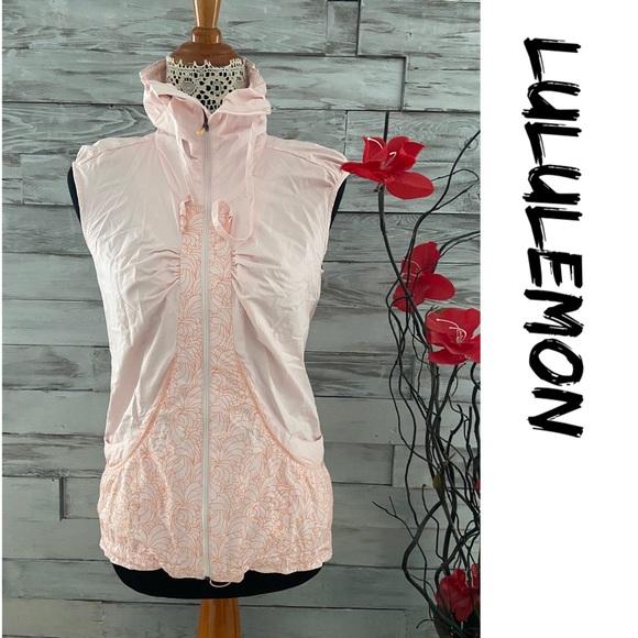 Lululemon Velocity vest.